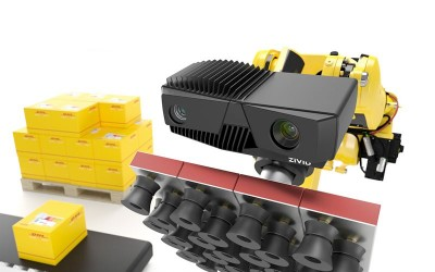 Zivid 3D machine vision enables first fully automated e