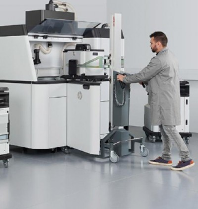 HP Jet Fusion 5200 Series 3D Printing Solution: Breakthrough Economics, Productivity, and Applications