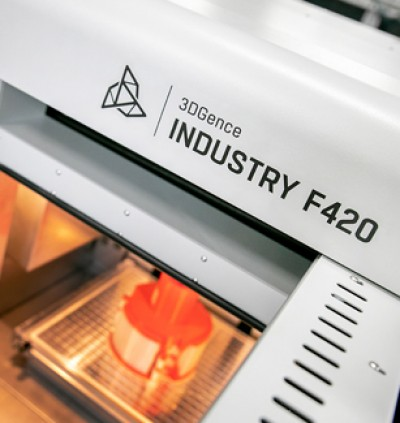 3DGence presents a new high-performance 3D printer from Formnext